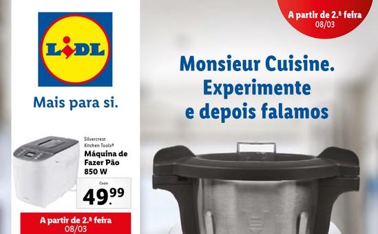 Folheto Bazar LIDL Antevisão