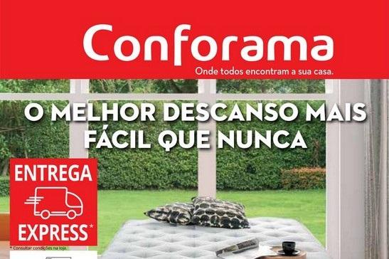 Novo Folheto Conforama
