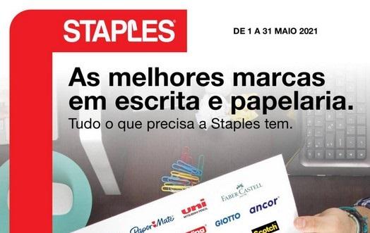 Novo Folheto Staples