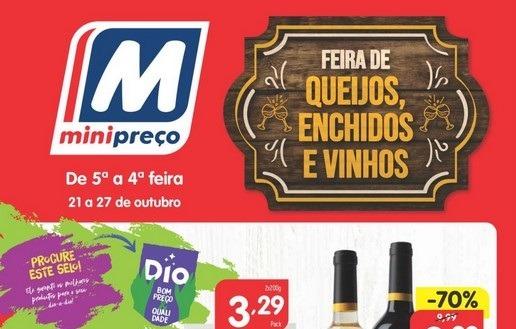 Folheto MiniPreço
